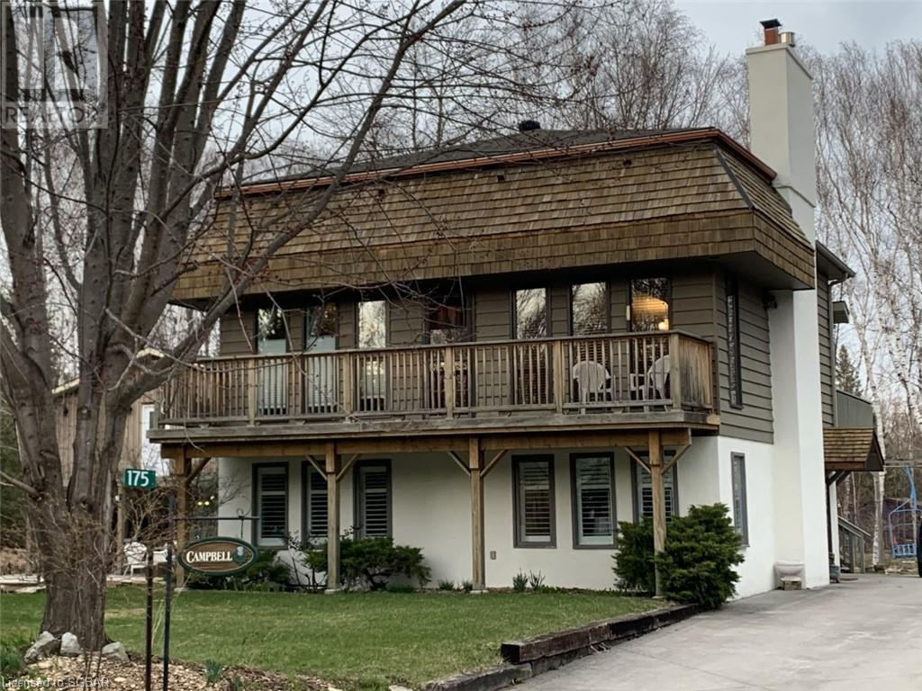 175 TIMMONS Street       Town Of Blue Mountains, Ontario L9Y0L2